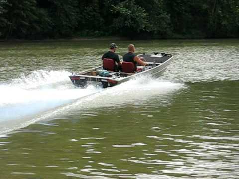 1100cc Jet Ski John Boat Jon Boat Youtube