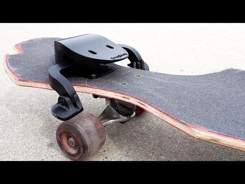 SKATEBOARD BRAKE PEDAL!? *Is This Useful?*