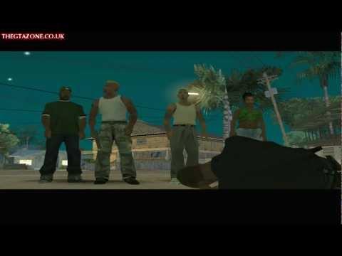 GTA San Andreas - FINAL MISSION - End Of The Line (HD) Music Videos