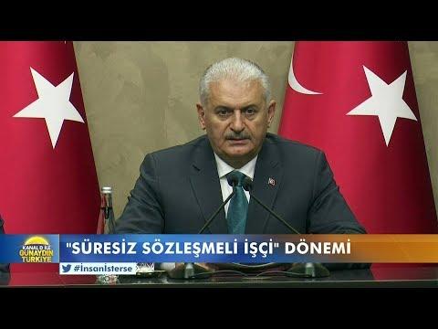 Kanal D ile Günaydın Türkiye- Taşeron işçilere müjde!
