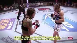 Fight Night Phoenix: Cláudia Gadelha - The Art of Training