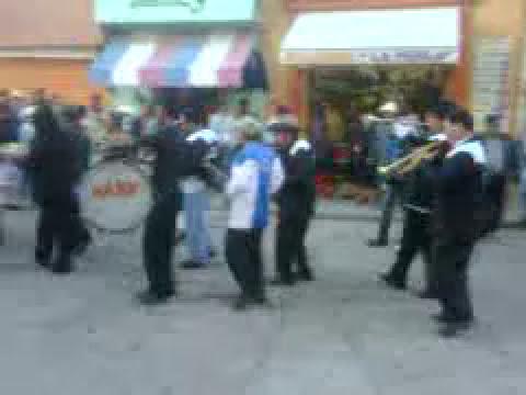 Salinas de Hidalgo Slp 2012