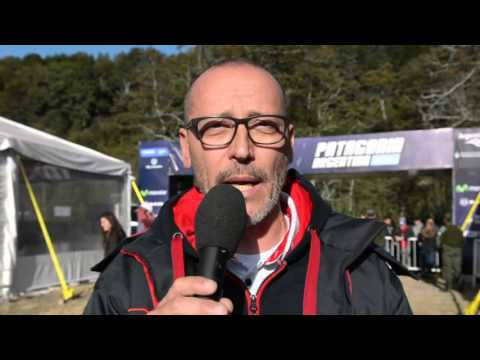 Mondiale MXGP   Alfredo Bevilacqua  Intervista post gara   Argentina 2016