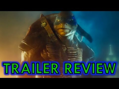 RMN: Teenage Mutant Ninja Turtles 2014 Teaser Trailer Review