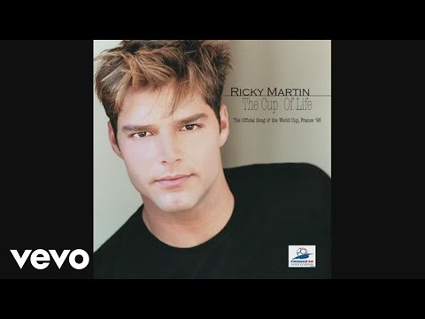 Ricky Martin - La Copa De La Vida/The Cup Of Life(Remix
