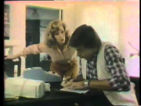 Catherine Hicks 1981 Department Of The Treasury PSA