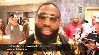 Complete Adrien Broner Rant on Floyd Mayweather Media n his 2018 takeove of Boxing