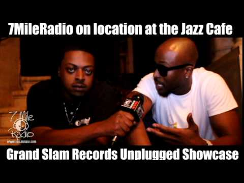 7Mile Radio - Grand Slam Records - Unplugged at the Jazz Cafe