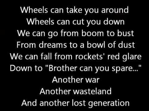 Rush - Between The Wheels