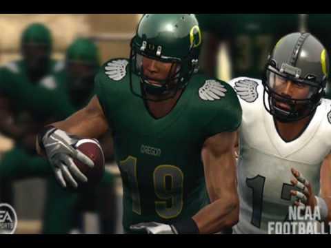 Oregon ducks ncaa 14 uniforms download