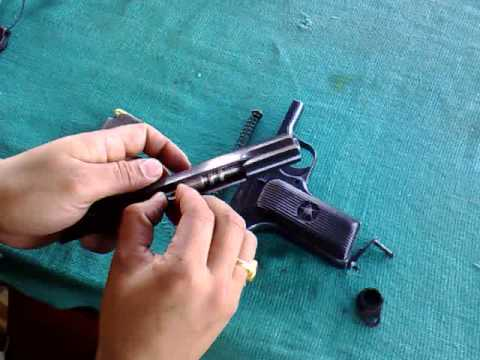 NORINCO CHINESE M-20 7 62mm PISTOL