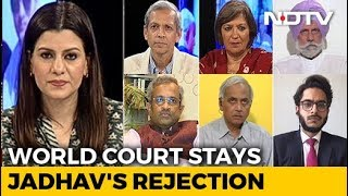 Left, Right & Centre | Big Win For India At World Court In Kulbhushan Jadhav Case