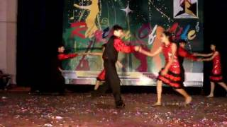 Salsa on Senorita and Maria-Maria
