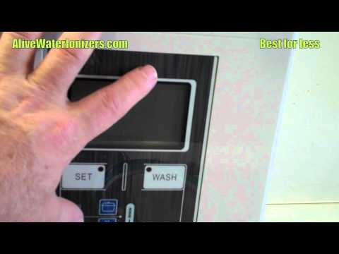 Alkaline Water Ionizer Review 2013