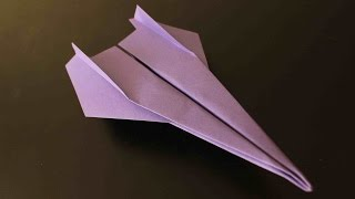 How to make a cool paper plane origami: instruction| Smart Fighter