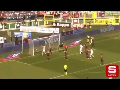 Torino vs. AS Roma 1-2 | 14/04/2013 | All Goals & Highlights