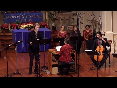 Monteverdi: Ab aeterno ordinata sum; John Taylor Ward with Voices of Music