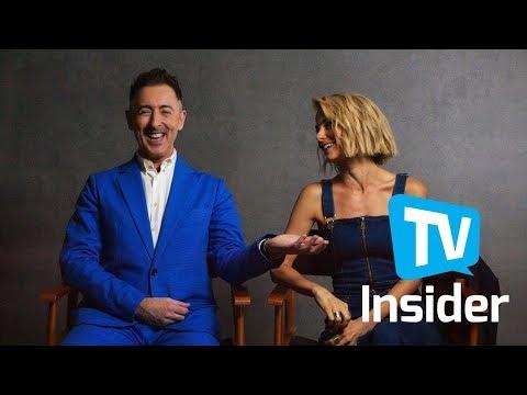 Alan Cumming & Bojana Novakovic Talk About 'Instinct' | TV Insider