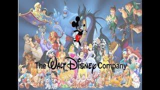 The Walt Disney Company 95 Years Logo