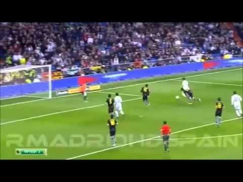 Real Madrid vs Espanyol (5-0) All Goals & Full Highlights 04/03/2012