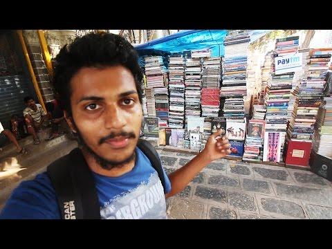 Largest Street Second Hand Books Market India (Mumbai ) | Colaba Mumbai | Gateway of India