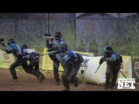Dynasty vs Impact - Pro Paintball Finals Match | 2016 NXL Las Vegas Open | Inside the Net™
