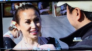 HMONGWORLD: ASHLEY THAO, Hmong Traditional Folk Song Writer & Singer, Exclusive Interview -HINY2015