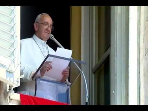 Papa Francesco, saluto ai musulmani del mondo intero dopo il Ramadan 2013