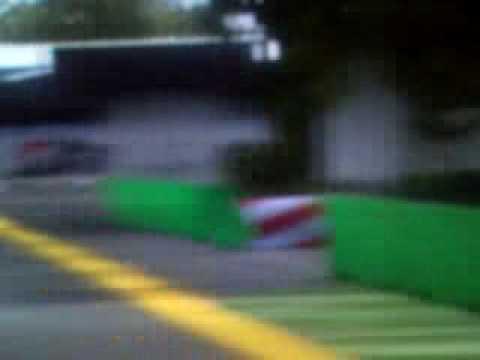 F1 Challenge 1999 Season, Melbourne, Australia - Fire (Sauber)