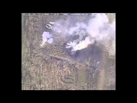 Вид с беспилотника на Пугачево после пожара (всё)