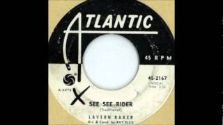 Watch Lavern Baker See See Rider video