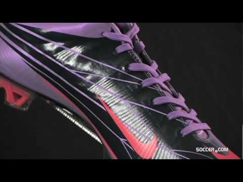Nike Vapor Superfly violet Video