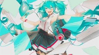 【初音ミク】サンデザのテーマ【オリジナル】 Theme for Sandeza - Hatsune Miku
