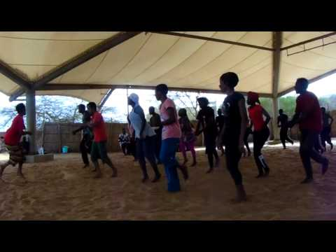 Dance Guragena In Ecole Des Sables