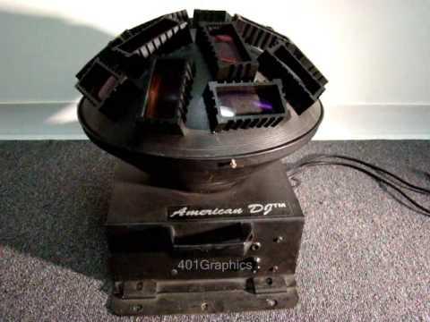 American DJ Cyclone! Old school vintage dj light! (no longer for sale)