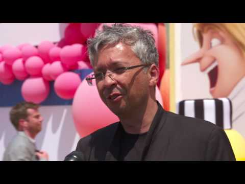 Interview With Kyle Balda - Director & Pierre Coffin - Director Of Minions