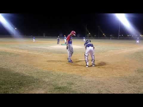 Getting hit is part of baseball!