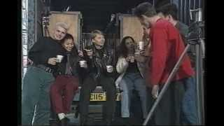 Take That on Motormouth - ITV - The Making of 'Once Youve Tasted Love Video - 1992