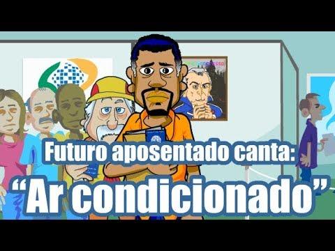 Futuro aposentado canta hit do Safadão!