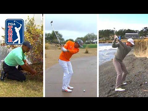 Best escape shots from the 2018-19 PGA TOUR Season (non-majors)