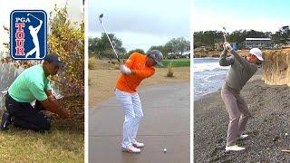 Best escape shots from the 2018-19 PGA TOUR Season non-majors