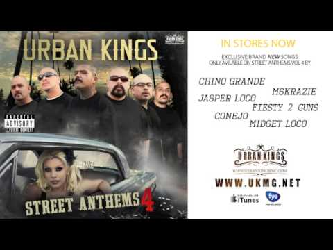 Conejo - Ask No Questions - Taken From Street Anthems 4 - Urban Kings Tv