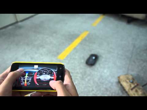 Super Cool WiFi Roadster RC Car - iOS & Android Controlled- PandaWill.com