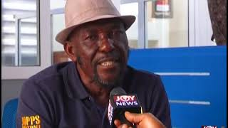 Ghana Tennis - AM Sports on JoyNews (22-2-19)