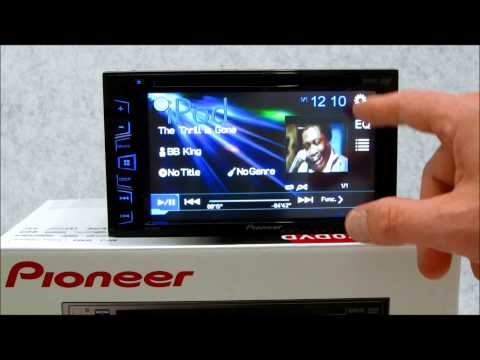 Pioneer In Dash DVD Reciever AVH 170DVD Review