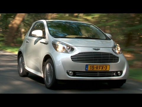 Aston Martin Cygnet Roadtest (english subtitled)