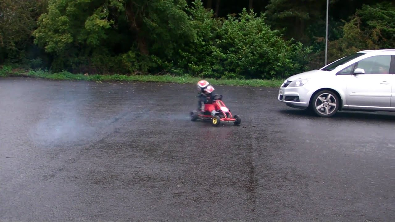 Kid Karts Parts Kids Kettcar Pedal Go-kart