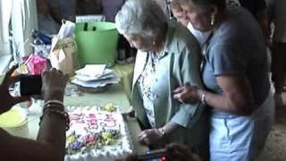 ERVA LYNCH 105th Birthday