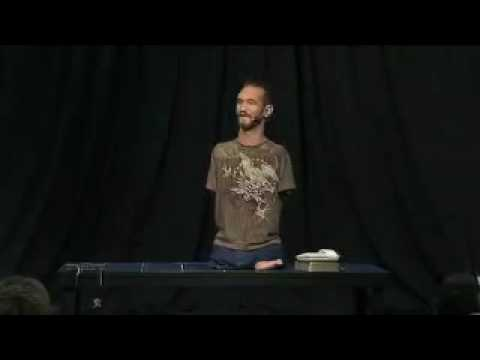 The Most Inspirational Video You Will Ever See    Nick Vujicic video