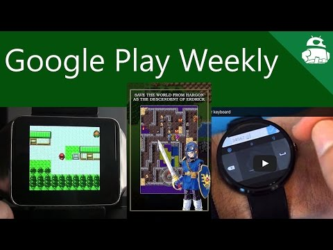 Fallout on Android. Dragon Quest II is out. Gameboy Color on Android Wear! - Google Play Weekly